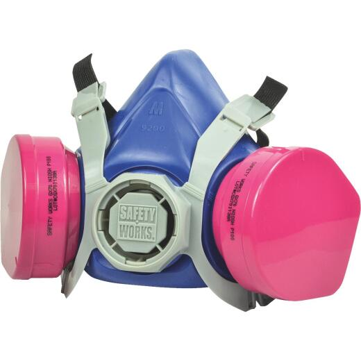 Safety Works P100 Toxic Dust Respirator
