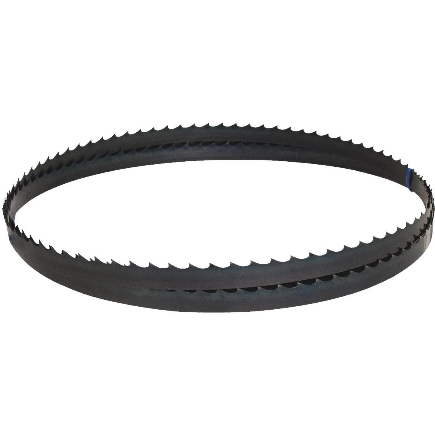 Olson 80 In. x 1/2 In. 3 TPI Hook Flex Back Band Saw Blade Image 1