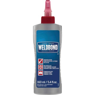 Weldbond 5.4 Oz. All-Purpose Glue