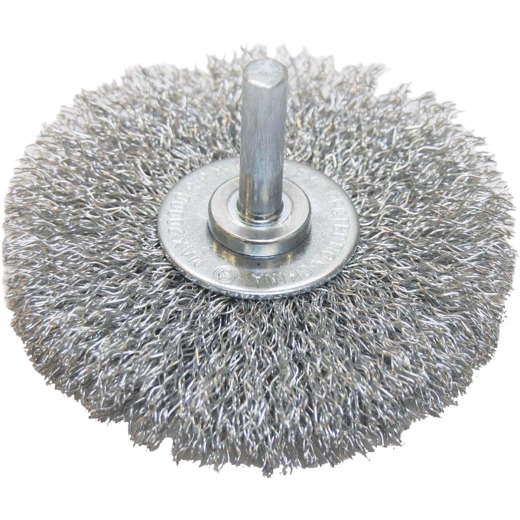 Wire Wheels & Brushes