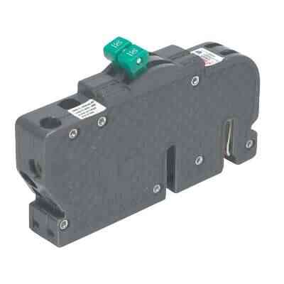 Connecticut Electric 60A/60A Twin Single-Pole Standard Trip Packaged Replacement Circuit Breaker For Zinsco