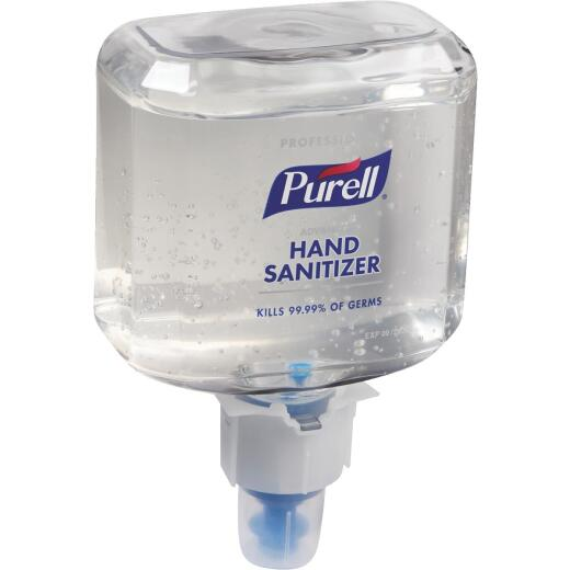 Purell Professional ES6 Advanced Gel 1200 mL Hand Sanitizer for Touch-Free Dispenser