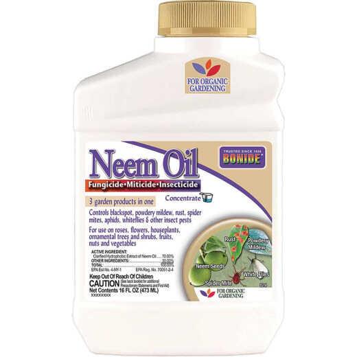 Bonide Captain Jack's 1 Pt. Concentrate Neem Oil Insect Killer