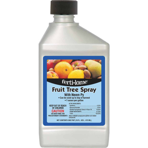 Ferti-lome 16 Oz. Concentrate Fruit Tree Insect & Disease Killer