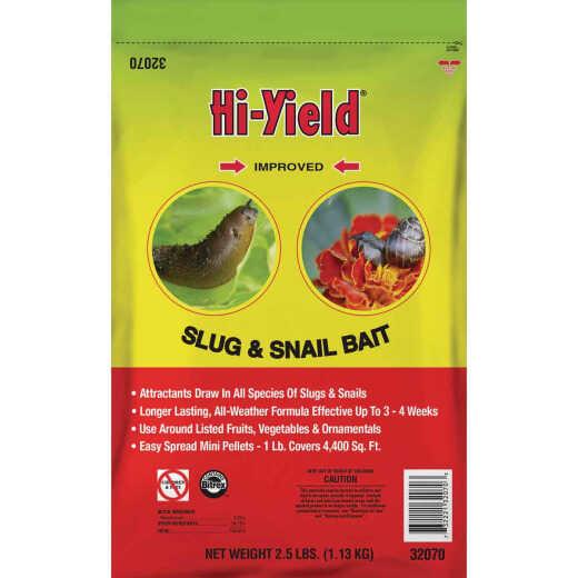 Hi-Yield 2-1/2 Lb. Ready To Use Pellets Slug & Snail Killer
