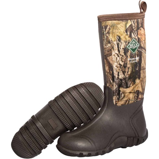 Muck Boot Co Fieldblazer Men's Size 10 Waterproof Hunting Boot