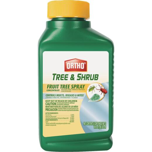 Ortho 1 Pt. Concentrate Fruit Tree Insect & Disease Killer