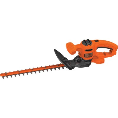 Black & Decker 16 In. 3A Corded Electric Hedge Trimmer