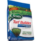 Scotts Turf Builder 13.35 Lb. 5000 Sq. Ft. 30-0-4 Lawn Fertilizer with Halts Crabgrass Preventer Image 6