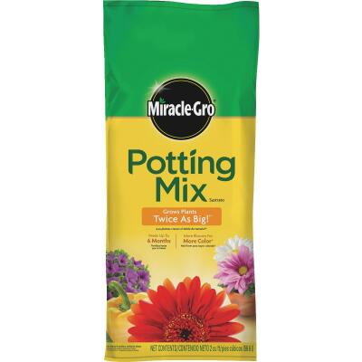 Miracle-Gro 2 Cu. Ft. All Purpose Indoor & Outdoor Potting Soil