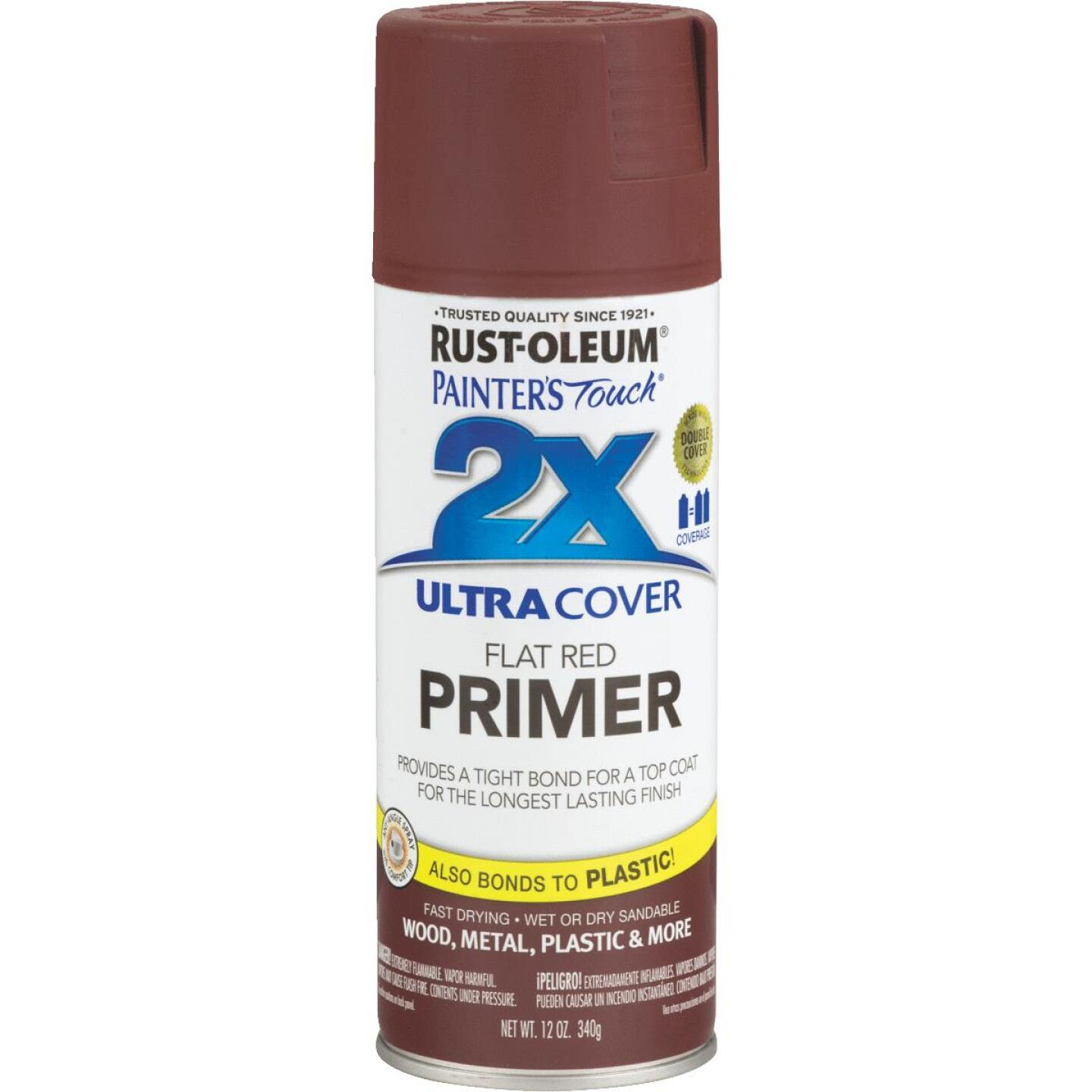 Rustoleum Painter S Touch 2x Ultra Cover Flat Red Spray Paint