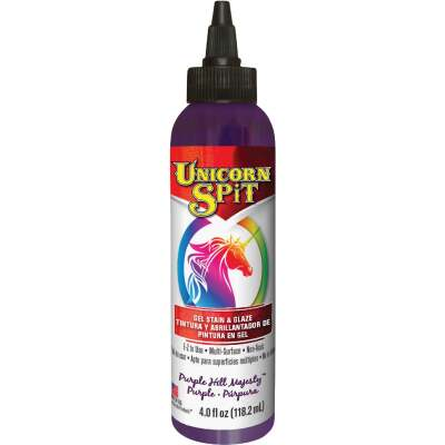 Unicorn Spit 4 Oz. Purple Hill Majesty Paint, Gel Stain & Glaze