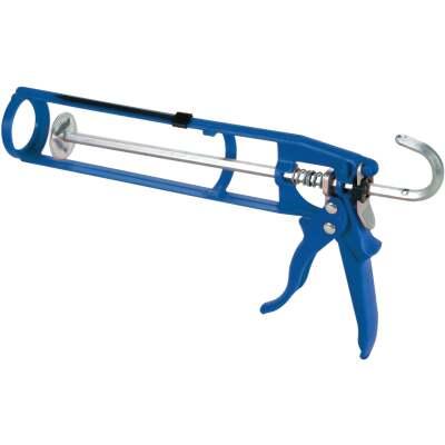 Cox EasiFlow 10 Oz. 7:1 Thrust Skeleton Caulk Gun